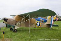 N29189 @ KOQU - Aeronca 60-TF Le Mutt  C/N 2510T, N29189