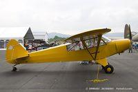 N50084 @ KOQU - Piper L-21B Super Cub  C/N 53-7720, N50084