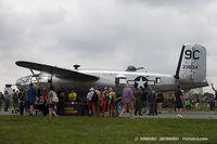 N377 @ KOQU - North American B-25C Mitchell Yankee Warrior C/N 43-3634 - Yankee Air Museum, N377 - by Dariusz Jezewski www.FotoDj.com