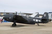 53914 @ KRDG - General Motors TBM-3E Avenger BuNo 53914 - Quonset Air Museum