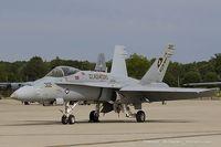 163432 @ KRDG - F/A-18C Hornet 163432 AB-310 from VFA-136 Knighthawks  NAS Oceana, VA - by Dariusz Jezewski www.FotoDj.com
