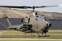 N826HF @ KYIP - Bell AH-1F Cobra  C/N 67-15826, N826HF - by Dariusz Jezewski www.FotoDj.com