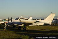 N3192L @ KYIP - Cessna 310J  C/N 310J0192, N3192L