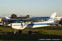 N6367Q @ KYIP - Cessna 152  C/N 15285236, N6367Q