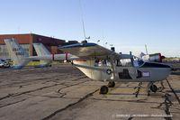 N802A @ KYIP - Cessna M337B (O-2A Super Skymaster)  C/N 337M0174 - Robert Shafer, N802A - by Dariusz Jezewski www.FotoDj.com