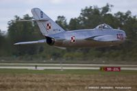 N620PF @ KYIP - PZL Mielec Lim-5P (MiG-17PF)  C/N 1D0620, NX620PF