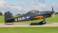 G-CDJB @ EGBK - LAA fly in. Sywell - by BRIAN NICHOLAS