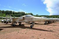 A21 - Sepecat Jaguar A , Preserved at Savigny-Les Beaune Museum - by Yves-Q
