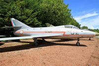 02 - Dassault Super Mystere B.2, Preserved at Savigny-Les Beaune Museum - by Yves-Q