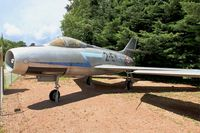 289 - Dassault Mystere IVA, Preserved at Savigny-Les Beaune Museum - by Yves-Q