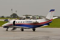 D-CGAA @ EGSH - Parked at wet Norwich. - by keithnewsome