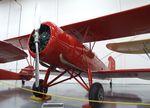 N11224 - Stearman 4-E Junior Speedmail at the Yanks Air Museum, Chino CA - by Ingo Warnecke