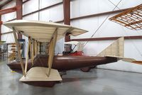 UNKNOWN - Thomas-Pigeon Flying Boat at the Yanks Air Museum, Chino CA - by Ingo Warnecke