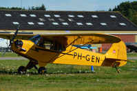 PH-GEN @ EHSE - PIPER CUB AT SEPPE - by fink123