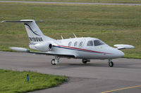 N100VA @ EGJB - Taxiing after arrival at Guernsey - by alanh