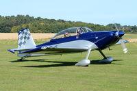 G-GORV @ X3CX - Just landed at Northrepps. - by Graham Reeve