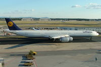 D-AIHK @ EDDF - Lufthansa - by Jan Buisman