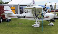 N133P @ KOSH - Aeropro CZ A240 - by Mark Pasqualino
