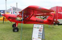 N118R @ KOSH - Aeropro CA A220 - by Mark Pasqualino