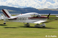 D-EGCC @ EGPN - Visiting Dundee - by Clive Pattle