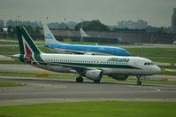 I-BIKA @ EHAM - ALITALIA A320 - by fink123