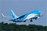 D-ATUO @ EDDR - Boeing 737-8K2 - by Jerzy Maciaszek