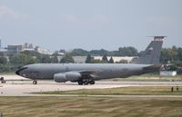 58-0009 @ KMKE - Boeing KC-135R - by Mark Pasqualino