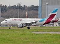 D-ABGN @ LFBO - Landing rwy 14R - by Shunn311