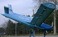 OO-JNH - Aircraft off airport (Chaussée de Louvain, Erps-Kwerps) Material rental( MULTIRENT)