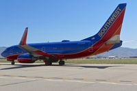 N730SW @ KBOI - Taxing to RWY 10R. - by Gerald Howard