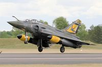 602 @ LFSI - Dassault Mirage 2000D, Landing rwy 29, St Dizier-Robinson Air Base 113 (LFSI) Open day 2017 - by Yves-Q