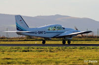G-BMFD @ EGPN - At Dundee - by Clive Pattle