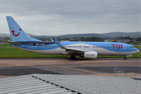 G-FDZS @ EGTE - Departing from Exeter.