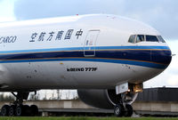 B-2027 @ EHAM - China Southern Boeing 777 - by Andreas Ranner