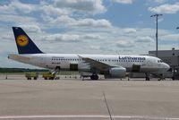 D-AIPF @ EDDK - Airbus A320-211 - LH DLH Lufthansa 'Deggendorf' - 83 - D-AIPF - 06.09.2017 - CGN - by Ralf Winter
