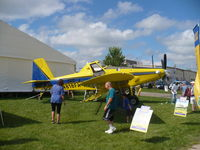 N818FA @ OSH - Air Tractor
