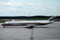 D-ALLO @ EDDK - McDonnell Douglas MD-83 - Aero Lloyd - 53012 - D-ALLO - 1992 - CGN - by Ralf Winter