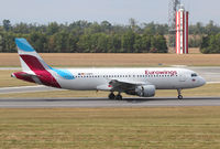 D-ABFR @ LOWW - Eurowings A320 - by Andreas Ranner