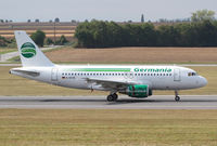 D-ASTB @ LOWW - Germania A319 - by Andreas Ranner