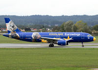 D-ABDQ @ LOWG - Europa Park Livery - by Andreas Müller