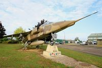 A124 @ LFSI - Sepecat Jaguar A (11-YD), Preserved at St Dizier-Robinson Air Base 113 (LFSI) - by Yves-Q