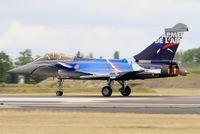 133 @ LFSI - Dassault Rafale C, Take off rwy 29, St Dizier-Robinson Air Base 113 (LFSI) Open day 2017 - by Yves-Q