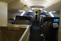 N105UA @ KSFO - Upper deck looking forward. SFO 2017. - by Clayton Eddy