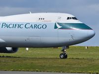 B-LJD @ LFPG - Cathay Pacific Cargo CX38 from Frankfurt (FRA) - by JC Ravon - FRENCHSKY