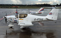 G-PTAG @ EHLE - Visiting Lelystad on a rainy day. - by Richard Poeser
