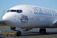 VH-VUS @ YBCG - At Coolangatta - by Micha Lueck