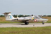 1135 @ LFRJ - Saab 105OE, Taxiing to flight line, Landivisiau Naval Air Base (LFRJ) Tiger Meet 2017 - by Yves-Q