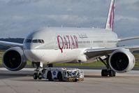 A7-BAK @ LFPG - QR42 departure to Doha, CDG terminal 1 - by JC Ravon - FRENCHSKY