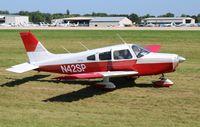 N42SP @ KOSH - Piper PA-28-151