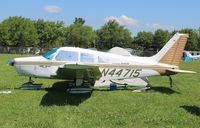 N44715 @ KOSH - Piper PA-28-151